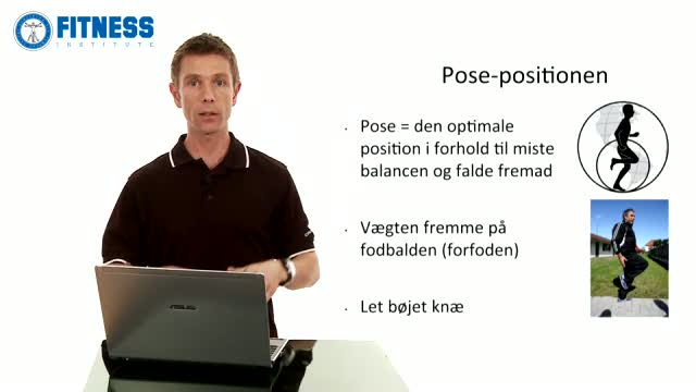 Løbeteknik - POSE-running